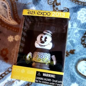 Vinylmation Mickey Mouse D23 Expo